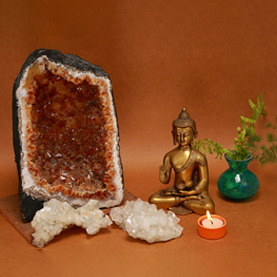 Clusters, Natural Stones & Geodes