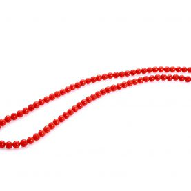 Coral Necklace - Main
