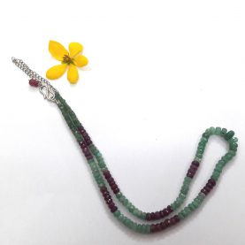 Emerald & Ruby Necklace1