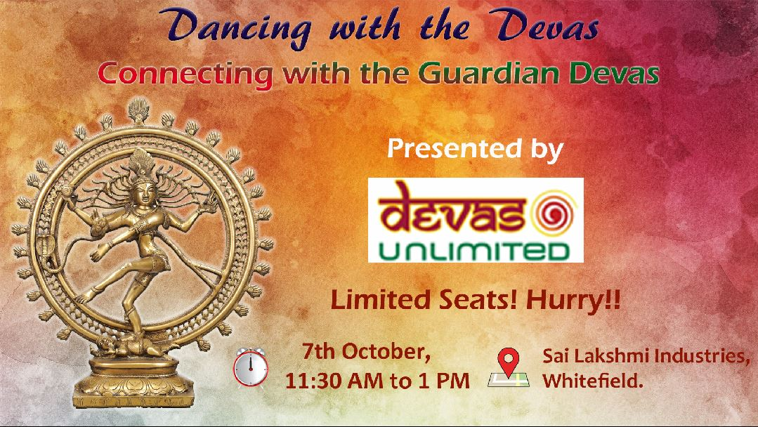 Dancing with the Devas