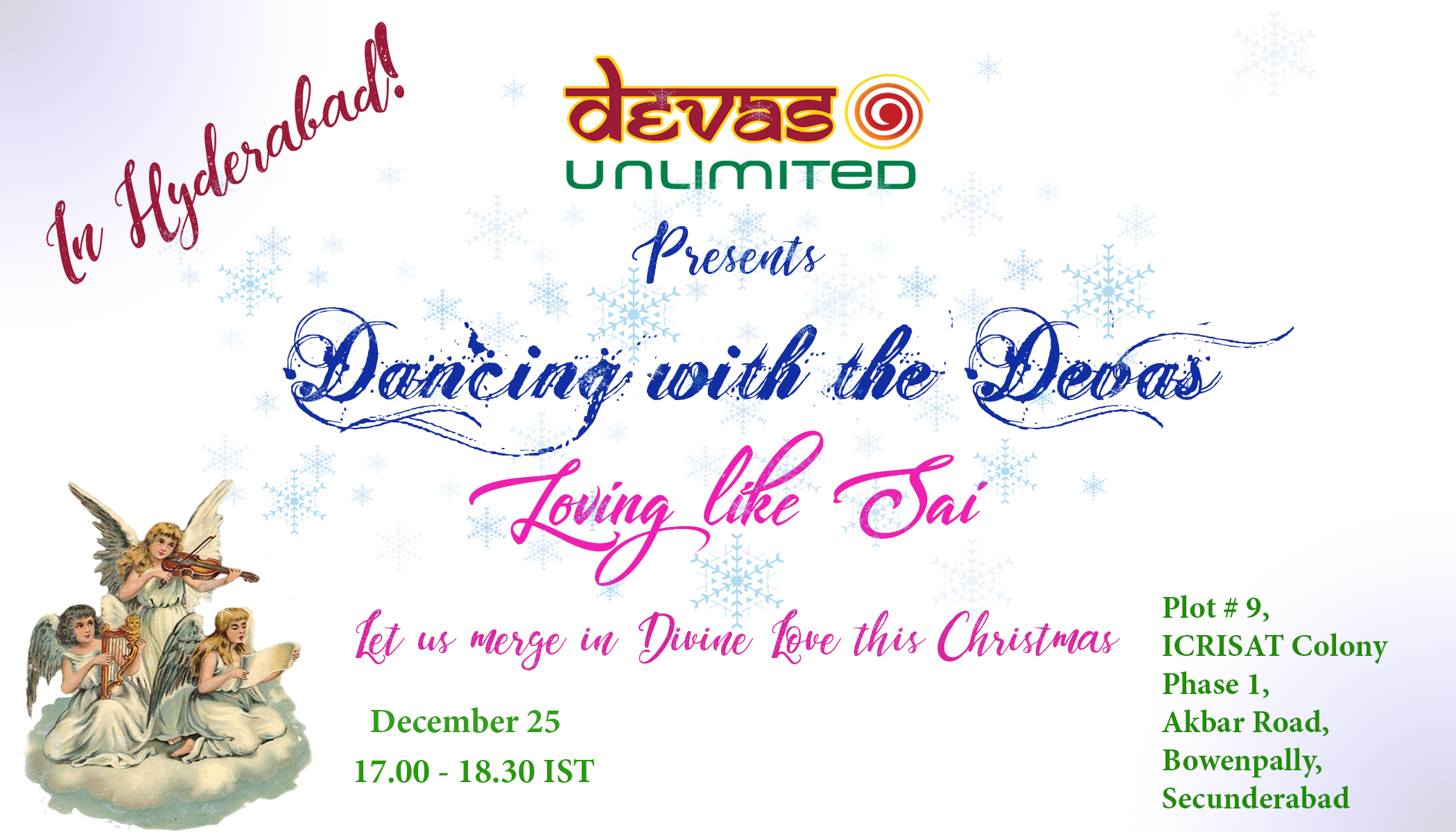 DWD poster for christmas_eventshigh